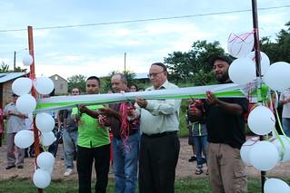 Inauguration of Electrification, 7 Miles El Progresso Village, Cayo