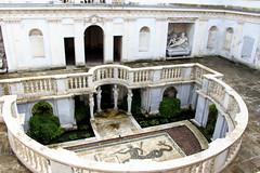 Villa Giulia ROMA (GIASTE) Tags: villa mosaico
