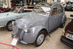 Citroen 2CV ESV874 (Andrew 2.8i) Tags: museum classics classic autos auto voitures voiture cars car sparkford somerset uk haynes french economy compact sub subcompact 2cv6 2cv citroen 1958 esv874