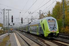 P1970240 (Lumixfan68) Tags: eisenbahn züge baureihe 445 et bombardier twindexx vario deutsche bahn db regio nahsh doppelstockzüge