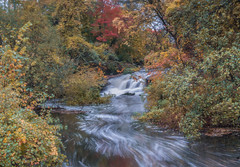 Cascade (JMS2) Tags: waterfall stream lake river slow blurred autumn nature scenic