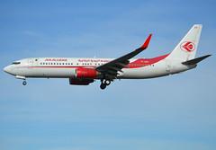 "7T-VKA, Boeing 737-8D6(WL), 34164 / 1748, AH-DAH-Air Algérie, ""Monts Chabord"", ORY/LFPO 2019-10-26, short finals to runway 24/06. (alaindurandpatrick) Tags: 7tvka 341641748 boeing boeing737 boeing737800 boeing737nextgen boeing7378d6 7378d6 737 737nextgen 738 73h 737800 jetliners airliners airlines ah dah airalgérie ory lfpo parisorly airports aviationphotography actionshots"