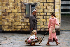 Popolani e contadini - People and farmers (Eugenio GV Costa) Tags: approvato volterra pisa italy ritratto street outside portrait persone people
