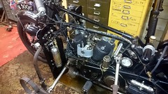 Brough Superior Mk1 & Mills Fulford sidecar (BSMK1SV) Tags: brough superior mk1 mills fulford super de luxe 1922 model 9