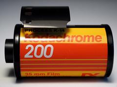 That Kodak Moment (LeftCoastKenny) Tags: macromonday macromondays brandandlogos kodak 35mm kodachrome film