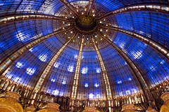 Galeries Lafayette (m_laRs_k) Tags: galerieslafayette paris color pop shopping store heaven up architexture posh z 巴黎 пари́ж smileonsaturday letitglow hank zorro