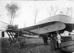 09_03068  Bleriot: WWI Aviation-Related Photos taken in France, c. 1914-1917 (San Diego Air & Space Museum Archives) Tags: thegreatwar greatwar worldwari worldwarone firstworldwar wwi ww1