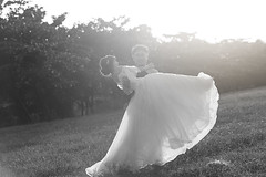 (303) (菲瑪影像Pegasus.ImageStudio) Tags: 台灣 婚紗 高雄 逆光 草地 泡泡 藍色