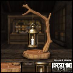 [Kres] Branch Lamp ([krescendo]) Tags: 25ltuesday kres krescendo discount