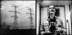 30900006 (Robby Reis) Tags: 120film mediumformatfilm blackandwhitephotography kodaktrix320 rolleiflexsl66 diptych selfportrait trix320