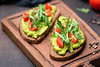 avocado (polaristest) Tags: avocadobreadbreakfastsandwichtomatoarugulabrunchfoodvege russia avocado bread breakfast sandwich tomato arugula brunch food vegetable horizontal guacamole appetizer dinner whole bean concrete cucumber rustic basil meal cheese lunch fruit lime napkin blue edamame detox garnish toastedbread backgrounds healthylifestyle ryebread veganfood vegetarianfood plank pepperseasoning healthyeating freshness greencolor mashfoodstate antioxidant choppedfood beansprout oliveoil toastedfood glutenfree nopeople