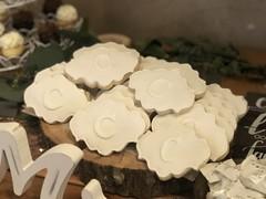IMG_7715 (backhomebakerytx) Tags: backhomebakery back home bakery cake texasbakery texas cookies initial wedding bride groom royal icing