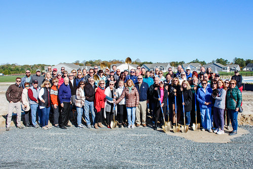 Peninsula Lakes Clubhouse Groundbreaking