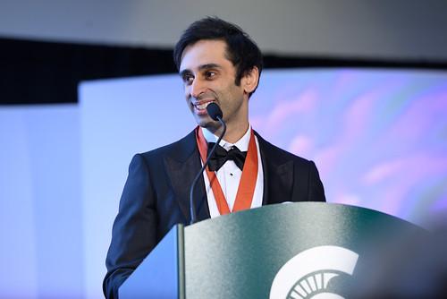 Alumni Grand Awards Gala, October 2019