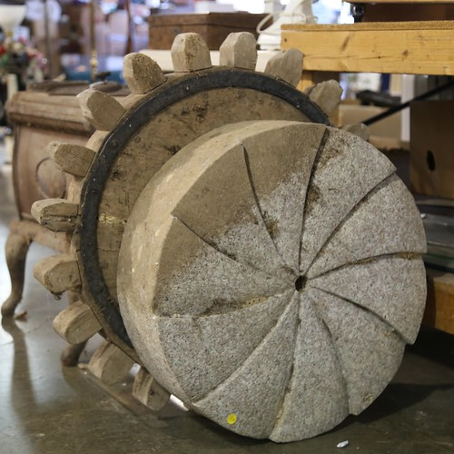 Millstone and gear ($336.00)