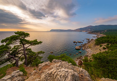 Ayazma (gubanov77) Tags: ayazma crimea blacksea sea nature topview tourism nationalgeographic travelphotography travel landscape beach