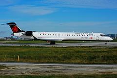 C-FRJA (Air Canada EXPRESS - JAZZ) (Steelhead 2010) Tags: aircanada aircanadaexpress jazz creg cfrja yyz bombardier crj crj900