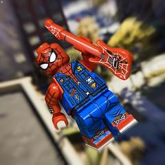 Spider Punk (Jezbags) Tags: spider punk marvel macro marvelstudios legomarvel lego legos toy toys toyphotography canon canon80d 80d 100mm macrophotography macrodreams macrolego mcu spiderman spiderverse