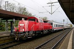 P1970287 (Lumixfan68) Tags: eisenbahn loks baureihe 261 265 voith gravita dieselloks deutsche bahn db cargo rangierloks pbz züge