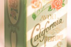 AVON (amarilloladi) Tags: logo macro perfume macromondays brandandlogos avon