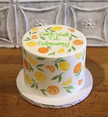 IMG_7688 (backhomebakerytx) Tags: backhomebakery back home bakery cake texasbakery texas fruit hand painted buttercream icing citrus