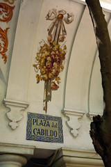 Sevilla - Plaza del Cabildo (Rafa Gallegos) Tags: sevilla andalucía españa spain plazadelcabildo