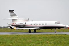 C-GJPG  DA-900EX (n707pm) Tags: cgjpg falcon dassault da900 da900ex airplane aircraft airport bizjet executive corporate einn snn coclare ireland cn129 shannonairport rineanna