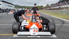 McLaren MP4 (P.J.V Martins Photography) Tags: racetrack classiccar track racingcar classicf1 circuitodoestoril portugal car racecar f1 carro vehicle autoracing autodromo estoril mclarenmp4