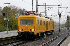 P1970227 (Lumixfan68) Tags: eisenbahn triebwagen bahndienstfahrzeuge ort oberleitungsrevisionstriebwagen deutsche bahn db netzinstandhaltung baureihe 708
