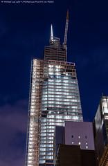 One Vanderbilt (20191103-DSC08433-Edit) (Michael.Lee.Pics.NYC) Tags: newyork night longexposure architecture skyscraper construction sony a7rm4 fe24105mmf4g kpf kohnpedersenfox onevanderbilt