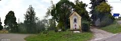 Sant'Angelo il paese delle fiabe, la Cappella della Madonna del Nespolo edificata nel  1874. (oscar.martini_51) Tags: santangelo il paese delle fiabe panorama tuscia viterbo borghi