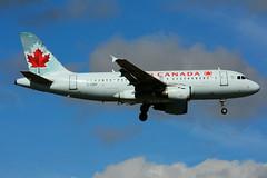 C-GBIP (Air Canada) (Steelhead 2010) Tags: airbus aircanada a319 a319100 yyz creg cgbip