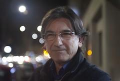 Beppe (marco monetti) Tags: portrait ritratto night notte man uomo street strada