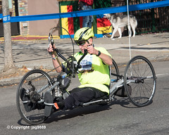 2019 TCS New York City Marathon on Fifth Avenue in Central Harlem, Manhattan NYC (jag9889) Tags: 2019 2019newyorkcitymarathon 2019tcsnewyorkcitymarathon 20191103 5thavenue athlete bike centralharlem disabled fifthavenue handbike handcycle harlem manhattan marathon men ny nyc newyork newyorkcity outdoor race runner running sport tcs tataconsultancyservices transportation tricycle usa unitedstates unitedstatesofamerica vehicle humanpowered jag9889
