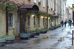 IMGP2542 (PahaKoz) Tags: ленинград санктпетербург город осень leningrad stpetersburg city autumn пейзаж городской landscape cityscape улица дождь street rain