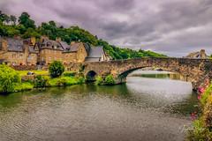 Dinan (fredericpecheux) Tags: dinan bretagne breizh armor rance riviere pont pierre canon nisi