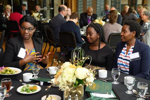 Alumni Grand Awards Luncheon, October 2019