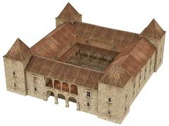 Palace2 (Kendra Zaurak) Tags: castle palace home villa fanatik mesh buildings prefabs secondlife gorean wine estate portuguese