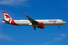 C-GKFA (Air Canada rouge) (Steelhead 2010) Tags: aircanada rouge airbus a321200 a321 yyz creg cgkfa