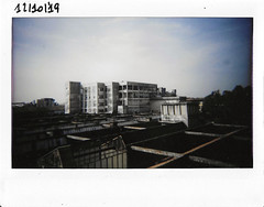 Cotton Mill.Ex. (ro_buk [I'm not there]) Tags: cottonmill abandonedplaces abandoned instaxwide instax newtopographics newtopographers landscape thislandismyland thislandisyourland exfactory factory mycityofruins