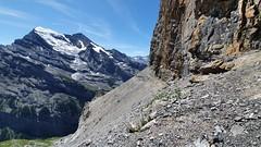 Mighty Balmhorn (Vincent_Thonnart) Tags: gasteretal kandersteg halpigang schweiz suisse alpes alpen switzerland hiking wandern randonnée im halpi fisistock
