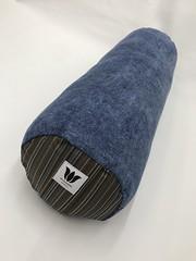 Yoga Bolster Yoga Practice (My Yoga Room Elements) Tags: yoga bolster | blue jean denim yin prop cover round equipment studio |yoga room yinyogasupport yogaprop yogabolster yogastudioprop yogaroomdecor fabricyogapillow roundyogapillow meditationprop restorativeyogaprop yinyogaprop