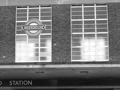 Underground (failing_angel) Tags: 180519 london piccadillylinetour piccadillyline londonboroughofenfield cockfosters charlesholden frankpick oakwood undergroundstation charleshjames undergroundgroup londontransportpassengerboard artdeco