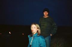 Erin and Kris (bailey_bliss1) Tags: minolta 7000 minolta7000 helios 442 helios442 truprint truprint200 expired stives 35mm film 35mmfilm
