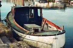 Boat (bailey_bliss1) Tags: minolta 7000 minolta7000 helios 442 helios442 truprint truprint200 expired stives 35mm film 35mmfilm
