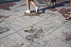 ... (ángel mateo) Tags: ángelmartínmateo ángelmateo lisboa portugal lisbon rosadelosvientos plaza mapa mosaico neptuno diosposidón plazamonumentoalosdescubrimientos