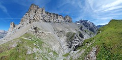 The long and hard way to climb Üssere Fisistock (Vincent_Thonnart) Tags: gasteretal kandersteg halpigang schweiz suisse alpes alpen switzerland hiking wandern randonnée im halpi fisistock