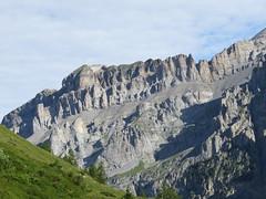 The Halpigang traverse seen from the other side of the valley (Vincent_Thonnart) Tags: gasteretal kandersteg halpigang schweiz suisse alpes alpen switzerland hiking wandern randonnée im halpi fisistock