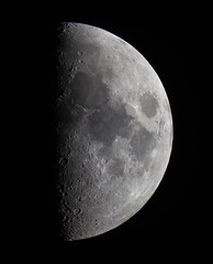20191104 - Moon (Roger Hutchinson) Tags: moon london astronomy astrophotography space craters celestron celestronedgehd11 canon canonphotography canoneos6d