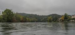 IMG_7501 (Mal Grey) Tags: dordogne canoeing argentat beaulieu high water